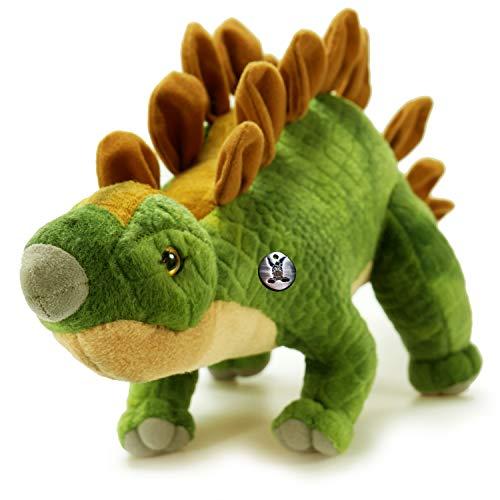Stegosaurus BALDUR Dinosaurier Knochenplattenechse 42 cm Plüschtier