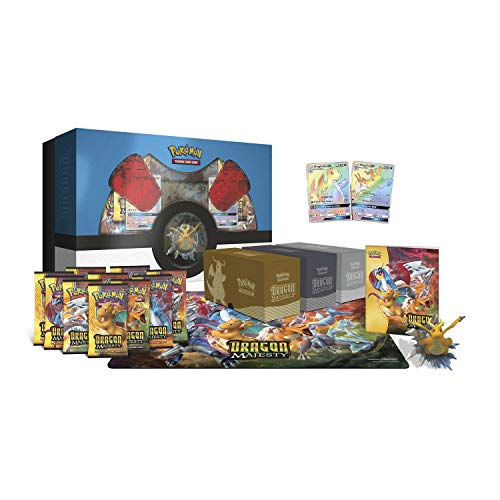10 best pokemon dragon majesty premium powers collection for 2020