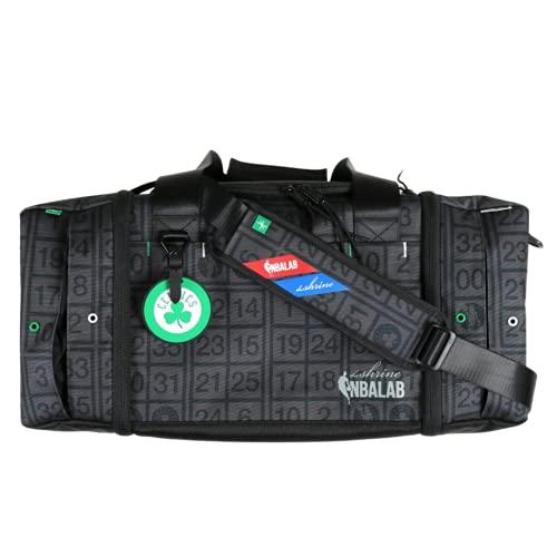 Celtics Duffle Bag - NBA LAB x The Shrine Co - Sneaker Shoulder Bag