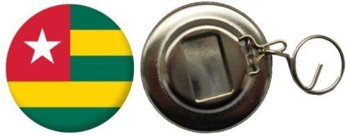 Flaschenöffner Flagge Fahne Togo - 58mm
