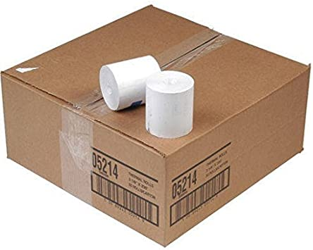 """70.1 m 80 mm THERMAMARK Pack x 230 ft. Thermal Receipt Paper 3.13/"""" 0.44/"""""""