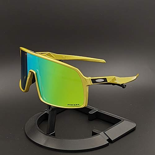 Riding Glasses Outdoor Sports Sunglasses Prevent Sand Running Climbing a Mountain Bike Equipped Bicycle Outdoor Spectacles minchenghuozhan (Size : OK9406-16)
