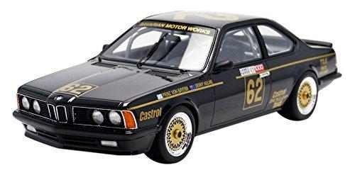 CMR–cmr011–BMW 635CSI–Australian Touring denn 1984–Maßstab 1/18–Schwarz