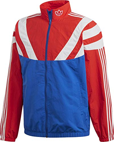 Adidas Balanta 96 Track Top Royal Red L