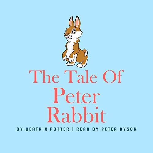 『The Tale of Peter Rabbit』のカバーアート