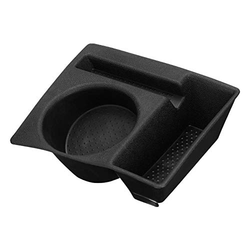 USNASLM Portavasos central para Citroen C3 DS3 9425E4, color negro, para interior del coche, organizador de almacenamiento universal