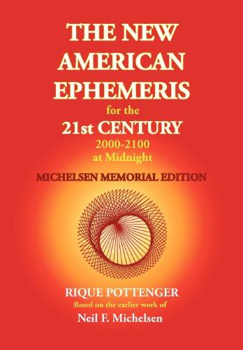 The New American Ephemeris for the …