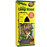 Zoo Med LF-20 Reptile Lamp Stand - verstellbare Lampenhalterung