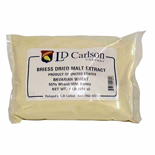 Briess Dried Malt Extract- Bavarian Wheat- 1 Lb.