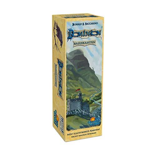 Rio Grande Games 22501404 - Dominion Erweiterung - Basiskarten Set