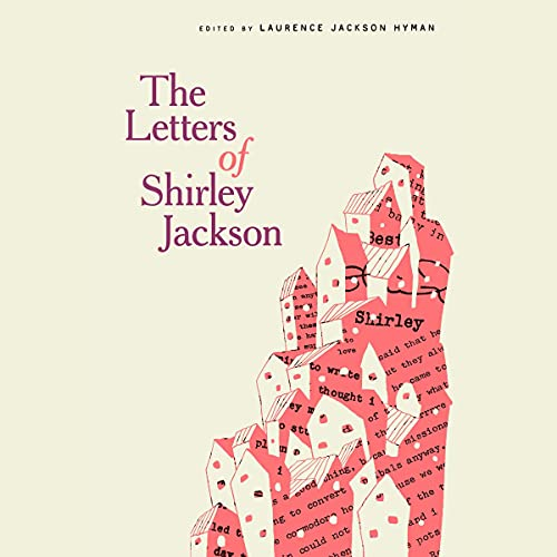 The Letters of Shirley Jackson cover art