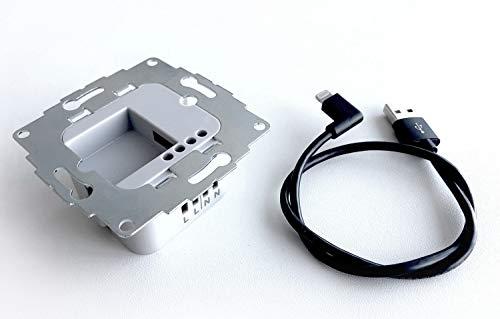 Smart things s24L/A sCharge 12W Unterputz-Netzteil mit 8pin-Anschlusskabel