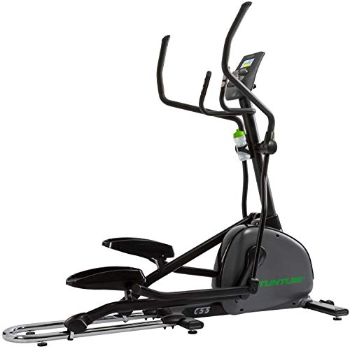 Tunturi C55 di F Cross Trainer Performance Ellipse Trainer, Grigio, Taglia Unica