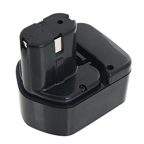 Batería de herramientas eléctricas para Hitachi EB1214S EB1212S EB1220BL EB1233X 12 V 2.0 Ah