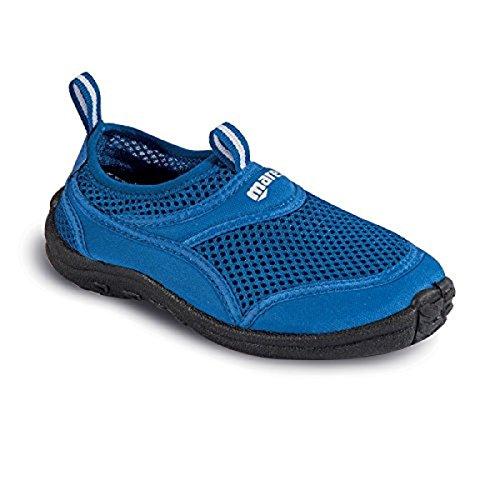 Aquawalk Jr kinderbezem blauw - 33