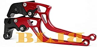 Accessories for Vespa LX 125 Touring (V3, 2012, ZAPM 68300) All Years CNC Motorcycle Foldable Extending/170mm Brake Clutch Levers Moto Lever