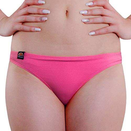 ellesse Dapa Bottom Bikini, Damen M Pink