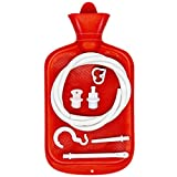 Home Enema Bag Kit with Hose Enema Tips and Controllable Water Flow Clamp- 2 Quart Enema Bag for Colon Cleansing Enemas