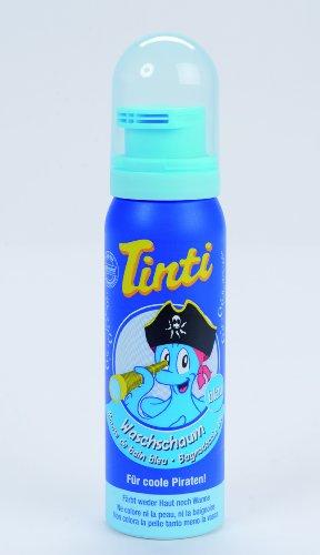 Tinti Waschschaum 75 ml blau