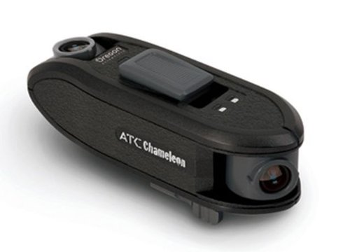 Oregon ATC CHAMELEON Action Camera, Due Obiettivi, Nero