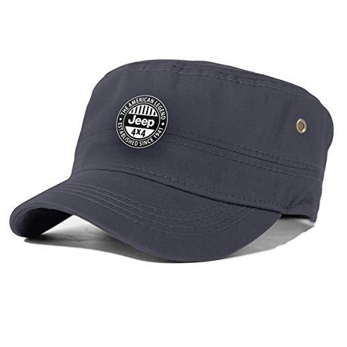 Gorra de béisbol American Legend Since 1941 JE-EP para hombre y mujer Animal Farm Snap Back Trucker