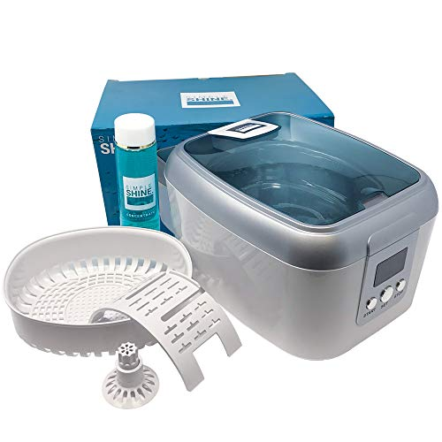 Ultrasonic Jewelry Cleaner Kit