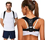 Posture Corrector for Men and Women – Back Brace for Straight...