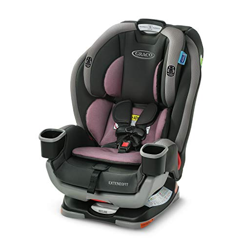 New Graco Extend2Fit 3-in-1 Car Seat, Norah