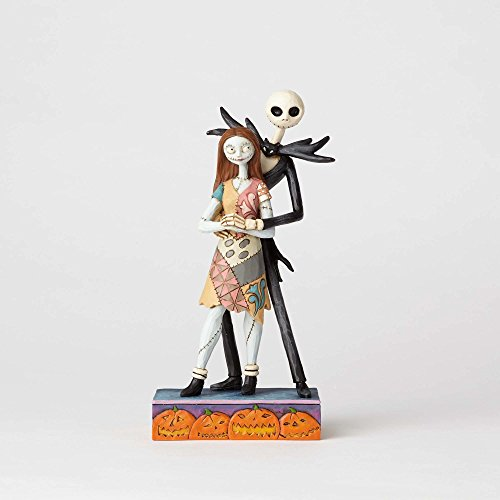 Enesco Disney Traditions by Jim Shore Jack and Sally Figurine