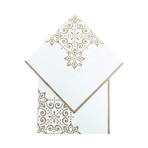 JSJJARF Suministros Fiestas Set Eid Mubarak Ayuda vajilla desechable Ramadan Mubarak Placa Cup Al Adha Kareem Napkin Decoración Islam Islamic Eid Suministros (Color : Mint Green)