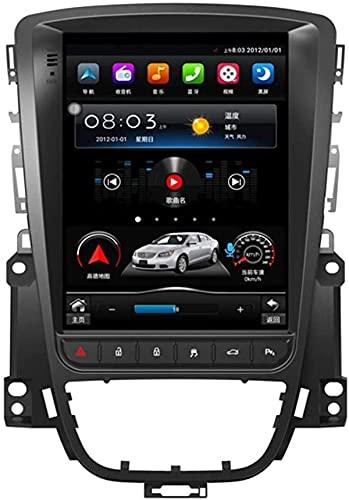 Android 10.0 Auto Radio ANDROID DIN-DIN Compatibile con Buick Excelle/Opel Astra J 2010-2014 Navigazione GPS 9.7-pollici Touch Screen MP5 Multimedia Player Player Radio Video Destinatario 4G WiFi