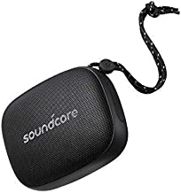 Anker Soundcore Icon Mini, Waterproof Bluetooth Speaker with Explosive Sound, IP67 Water Resistance for Hiking, Cycling, Playing, and Exploring, Pocket Size, 8-Hour Playtime, and Built-in Mic