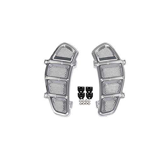 TYLJ MYBHD Adecuado para V-ESPA G-TS300 G-TS250 G-TS 250300 2013-2020 Radiador de la Motocicleta Radiador Protector de protección Cubierta Protectora Baffle Cover Grille Net de protección