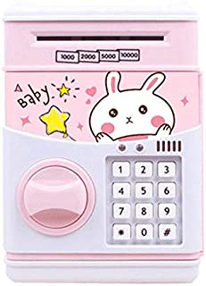 Children's Toys Cartoon Password Box Piggy Bank Children's Toys Money Storage Creative Toys Music Moving Money ATM, Detailed Pictures Contact Customer Service