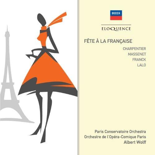 Paris Conservatoire Orchestra, Orchestra Of The Opera Comique Paris & Albert Wolff