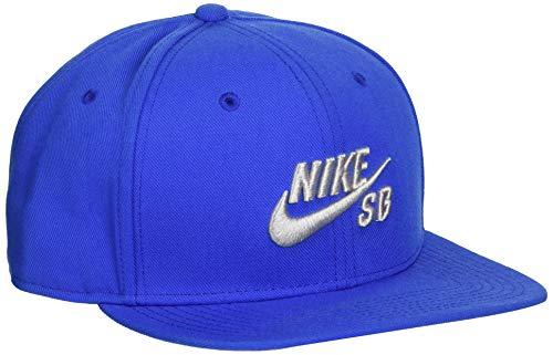 Nike Herren Icon Pro Kappe, Blau (Ocean Blue), One Size