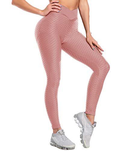 Lalamelon Leggings Push up Mujer Mallas Pantalones Deportivos de Cintura Alta Sexy Yoga Leggins para Fitness Deporte Running Elásticos