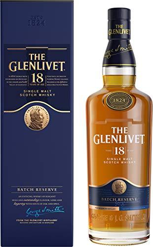 Pernod Ricard(ペルノ リカール)『ザ グレンリベット 18年』