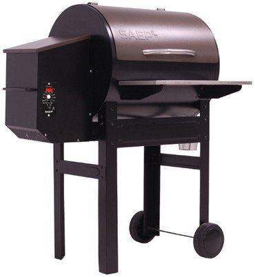 Affordable Saep Bbq02b (Bronze) Wood Pellet Grill is Superexcellent for Medium Households A