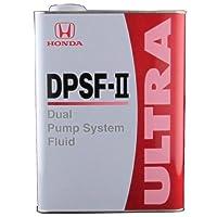 Honda(ホンダ) デュアルポンプシステムフルード ウルトラ DPSF-II 4L 08262-99964 [HTRC3]