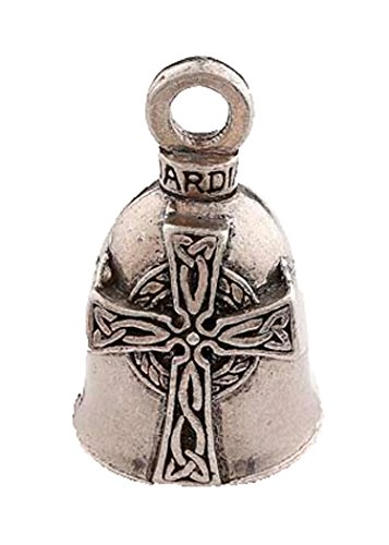 Celtic Cross Guardian Biker Bell … (1)
