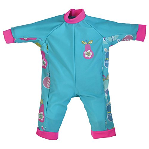 Splash About Baby UV All-in-one Sunsuit, Tutti Frutti, 3-6 Months