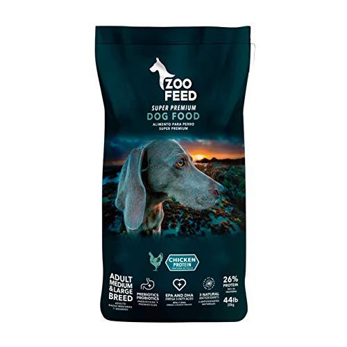 Alimentador Para Perros marca ZOOFEED