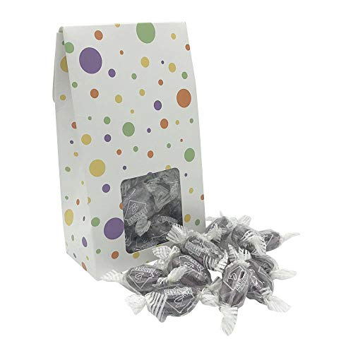 200g zoethout en zwarte bessen snoepjes Gift Box