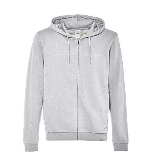 CARE OF by PUMA Men's Long Sleeve Zip Through Hoodie