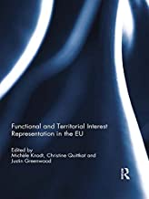 Functional and Territorial Interest Representation in the EU (Journal of European Integration Special Issues)