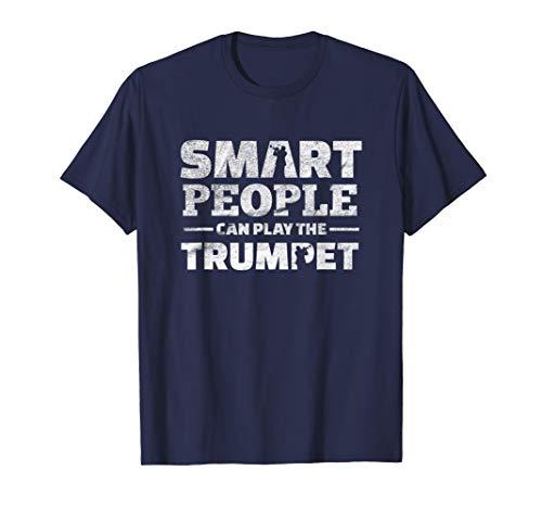 Kluge Leute Können Trompete   Trompeten Spieler   Trompeter T-Shirt