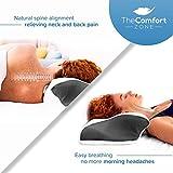 Zoom IMG-2 thecomfortzone cuscino sagomato in memory