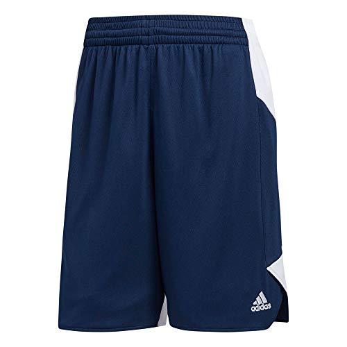 adidas Damen Crazy Explosive Shorts, Conavy/White, Gr. L