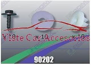 Rezaw Plast Tornilleria y Clips para Cubrecarter 90228